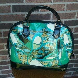 Handbags - Large Brightly Colored Purse